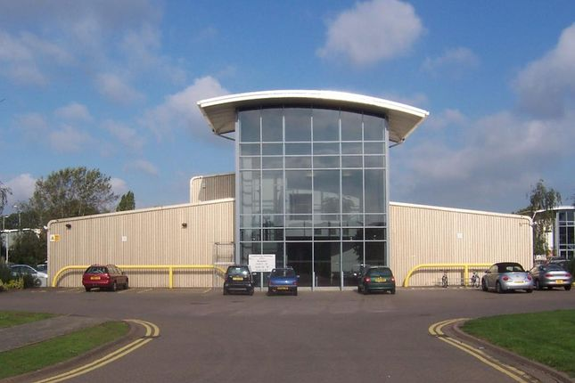 Office to let in Loughborough Technology Centre, Unit 28, Epinal Way, Loughborough