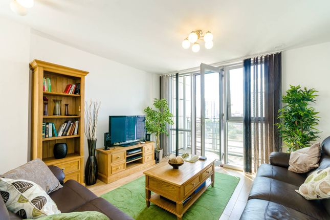 Thumbnail Flat to rent in Rick Roberts Way, Stratford
