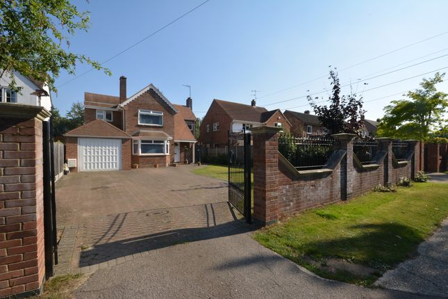 Thumbnail Detached house for sale in London Road, Great Notley, Braintree