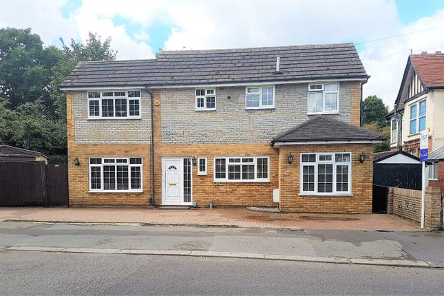 Thumbnail Detached house for sale in Lawrence Road, Gidea Park, Romford