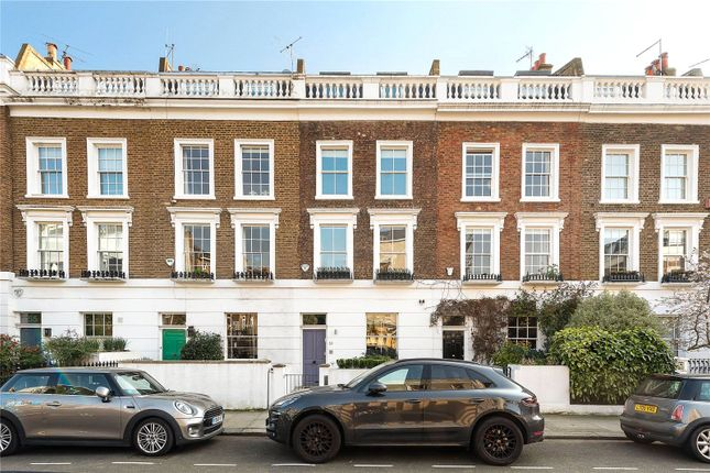 Thumbnail Terraced house to rent in Artesian Road, London