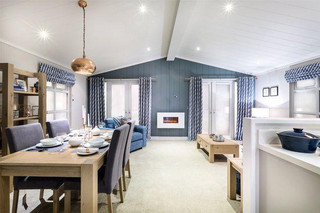 Thumbnail Detached house for sale in Larkfield Holiday Park, Bredy Lane, Burton Bradstock, Bridport, Dorset