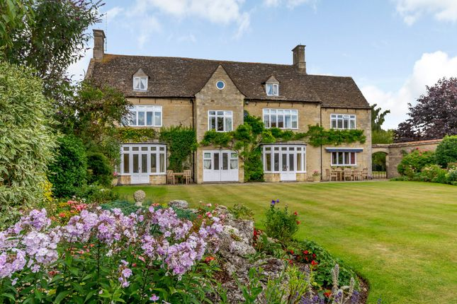 Thumbnail Detached house for sale in Tallington Road, Bainton, Stamford, Lincolnshire