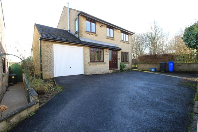 Thumbnail Detached house to rent in Graven Close, Grenoside, Sheffield