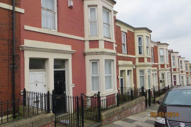 1 bed flat to rent in Condercum Road, Benwell, Newcastle Upon Tyne NE4