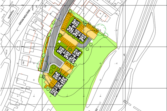 Thumbnail Land for sale in Kersal Avenue, Salford