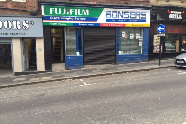 Thumbnail Retail premises to let in Bigg Market, Newcastle Upon Tyne