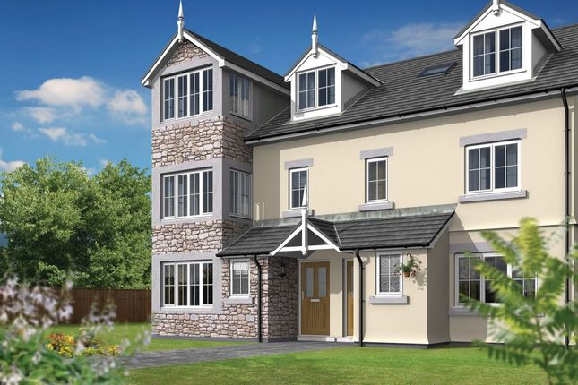 Thumbnail Property for sale in Devonshire Place, Kents Bank Road, Grange-Over-Sands