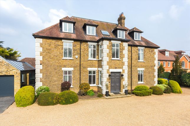 Thumbnail Detached house for sale in The Ridgeway, Cuffley, Potters Bar, Hertfordshire EN6.