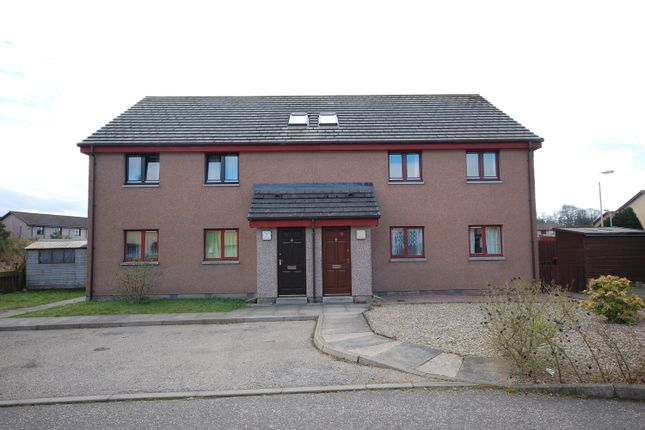Thumbnail Flat for sale in Brechan Rig, Elgin