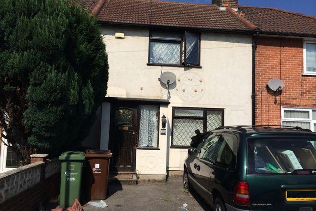 Thumbnail Terraced house for sale in Haskard Road, Dagenham