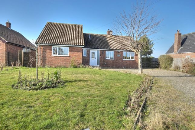 Thumbnail Detached bungalow for sale in Cromer Road, Norwich