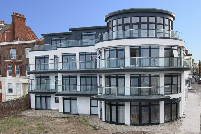Thumbnail Flat for sale in Central Parade, Herne Bay, Kent