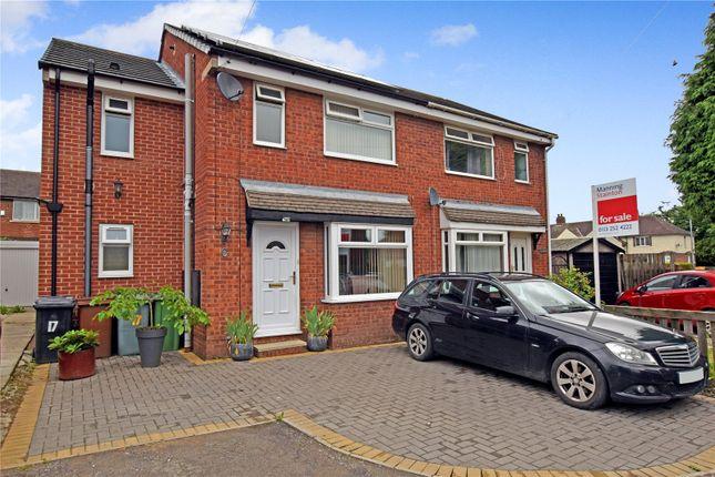 Thumbnail Semi-detached house for sale in Pentland Way, Morley, Leeds