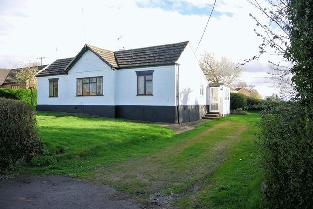 Thumbnail Detached bungalow for sale in Willow Bank, Prince Crescent, Staunton, Gloucester