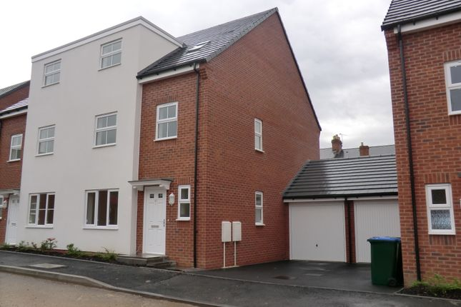 Thumbnail Semi-detached house to rent in Poppleton Close, City Centre, Coventry