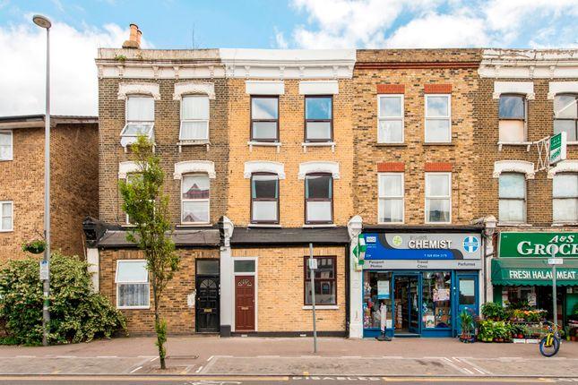 Thumbnail Maisonette to rent in High Road Leytonstone, London