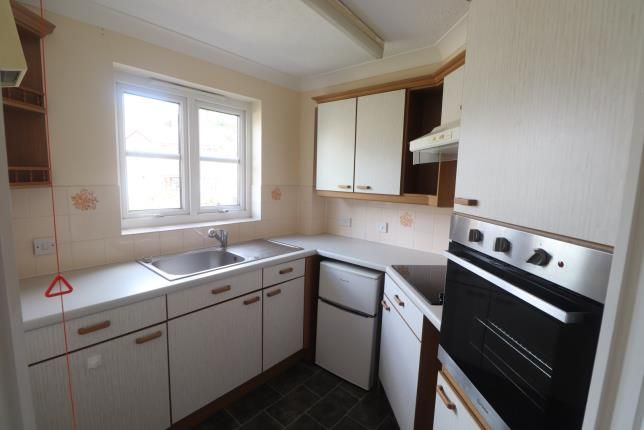 Kitchen of Hillcroft Court, Chaldon Road, Caterham, Surrey CR3