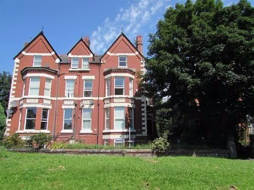 Thumbnail Flat for sale in Newsham Drive, Liverpool