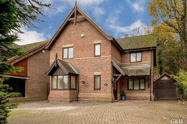 Thumbnail Detached house for sale in Kennington Road, Willesborough Lees, Kent