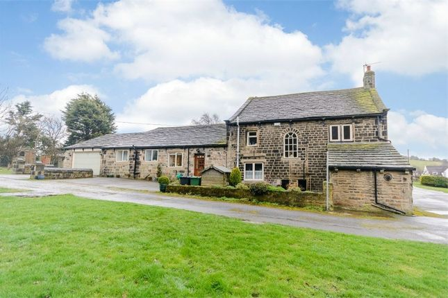Thumbnail Detached house for sale in Carr Road, Calverley, Pudsey, West Yorkshire