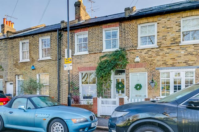 Thumbnail Terraced house to rent in Windmill Road, Chiswick, London