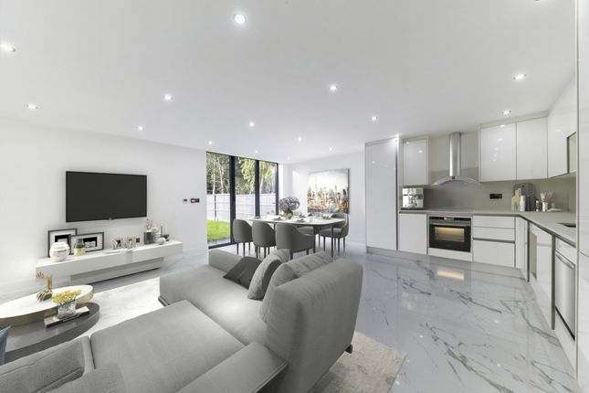 Thumbnail Flat for sale in Brondesbury Park, London