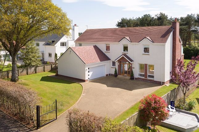 Thumbnail Detached house for sale in Ottoline Drive, Troon, South Ayrshire
