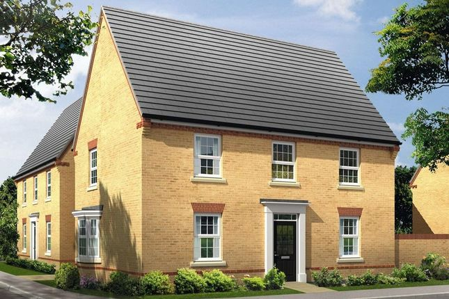 """Thumbnail Detached house for sale in """"Cornell, Darwin View"""" at Stonnyland Drive, Lichfield"""