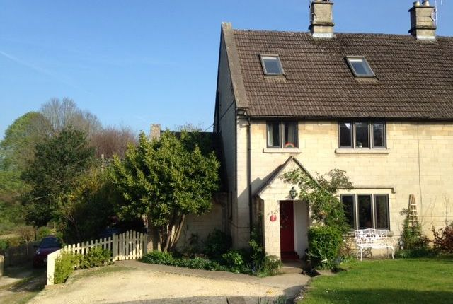 Thumbnail Semi-detached house for sale in The Firs, Limpley Stoke, Bath