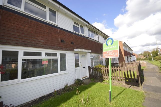 Thumbnail Terraced house to rent in Sheriff Way, Watford