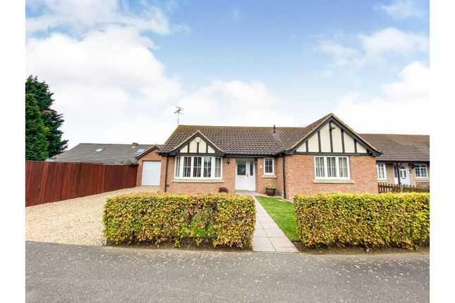 Thumbnail Detached bungalow for sale in Jubilee Close, Boston