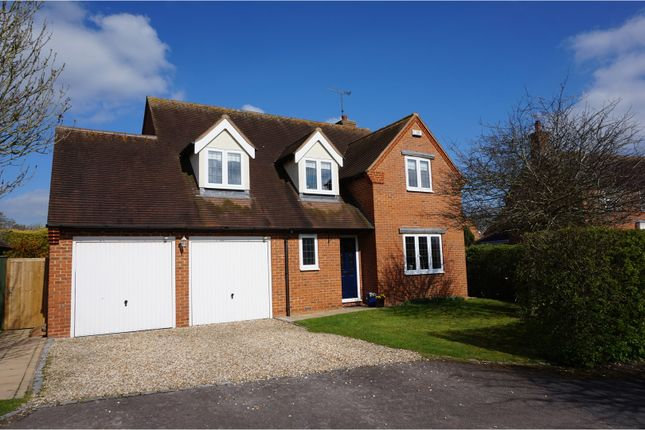 Thumbnail Detached house for sale in Hedges Close, Ladbroke