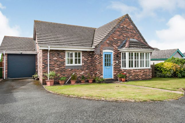 Thumbnail Detached bungalow for sale in Willowfields, Withington, Hereford