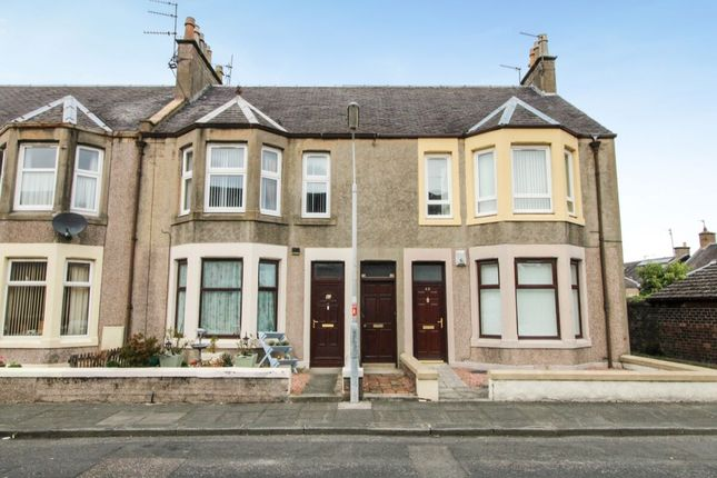 2 bed flat for sale in Durward Street, Leven KY8