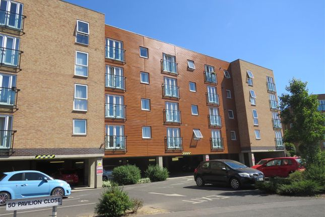 Flat in  Pavilion Close  Leicester  West Midlands