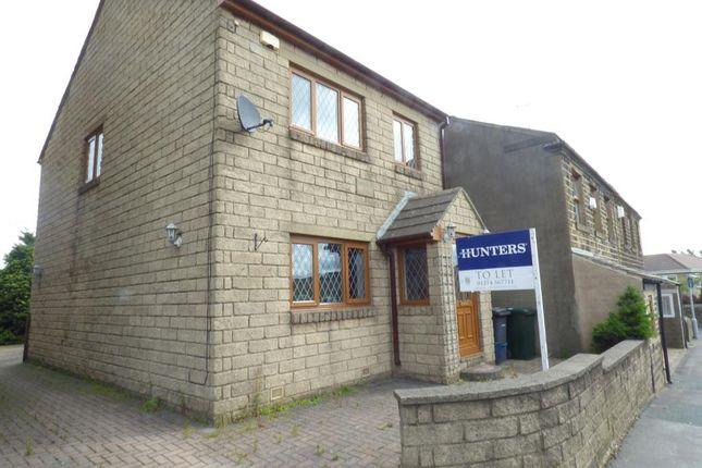 Thumbnail Detached house to rent in Lane Side, Wilsden, Bradford