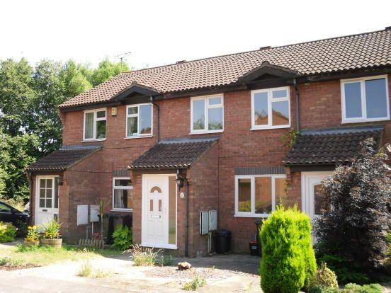 Thumbnail End terrace house to rent in Drake Road, Willesborough, Ashford, Kent
