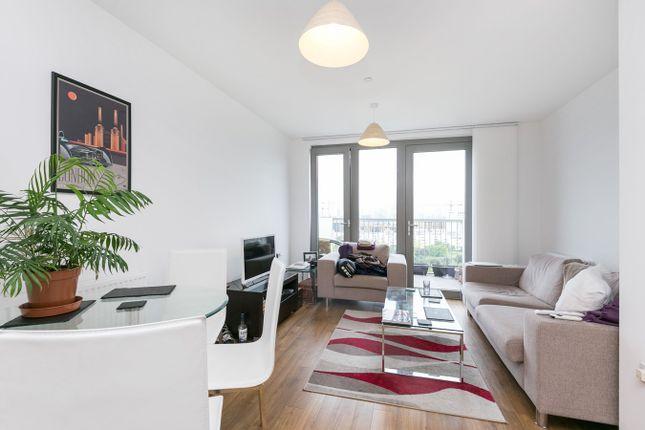 Thumbnail Flat to rent in New Festival Quarter, 43 Upper North Street, London
