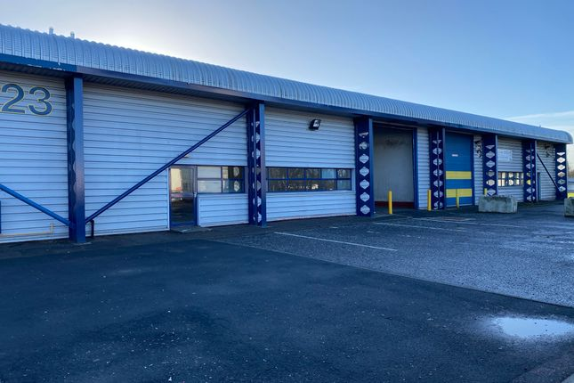 Thumbnail Industrial to let in Belgrave Street, Bellshill