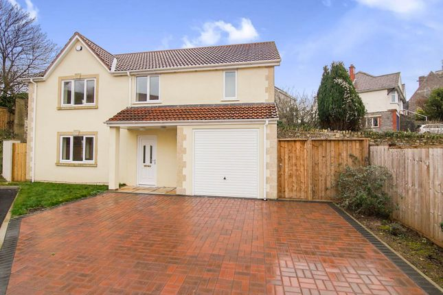 Thumbnail Detached house for sale in Grove Road, Milton, Weston-Super-Mare