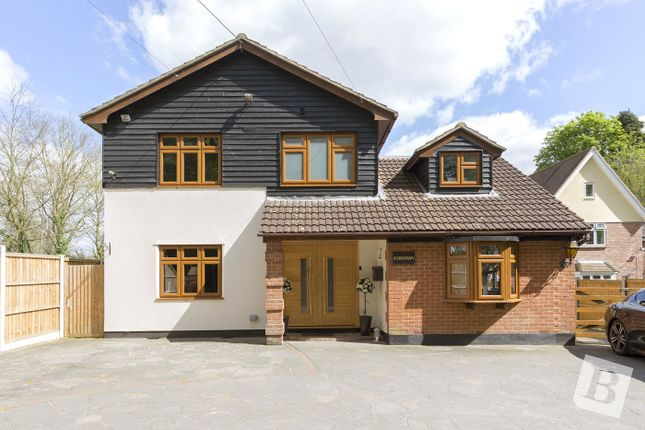 Thumbnail Detached house for sale in Brock Hill, Wickford, Essex