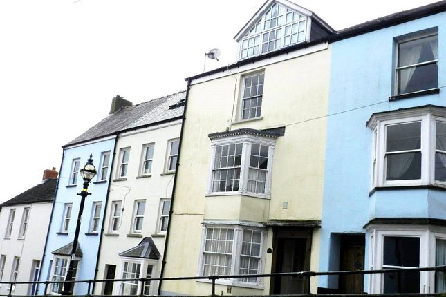 Thumbnail Terraced house for sale in Goat Street, Haverfordwest, Pembrokeshire
