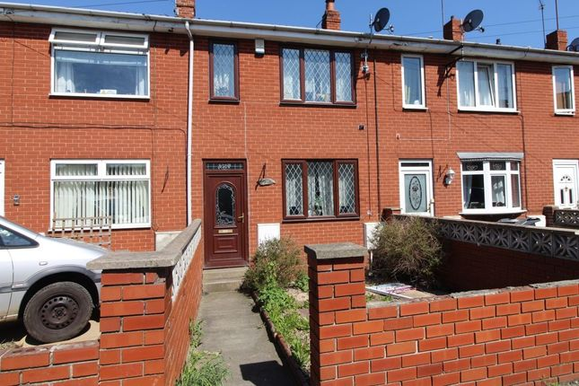 Thumbnail Terraced house to rent in Edward Street, Wombwell, Barnsley