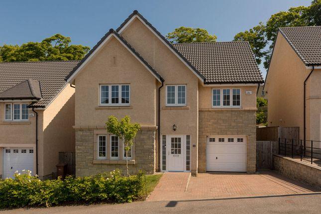 Thumbnail Detached house for sale in 14 Kings View Crescent, Ratho, Newbridge