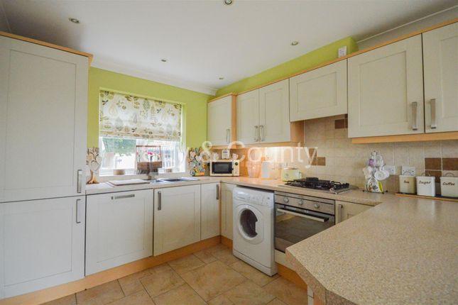 Kitchen of Manor Close, Farcet, Peterborough PE7