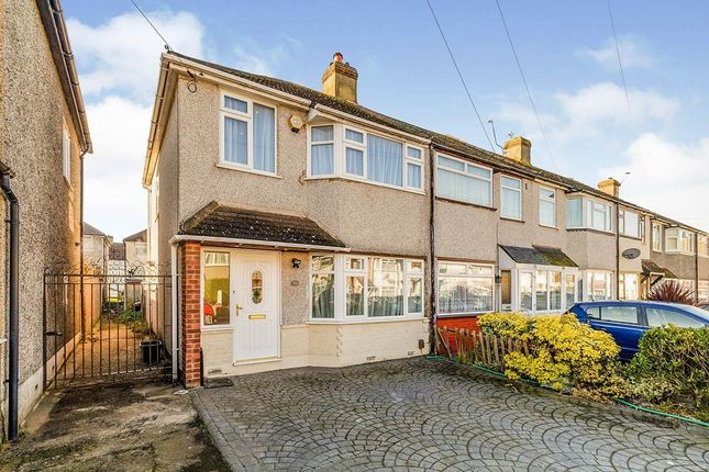 Thumbnail Terraced house to rent in Mayfair Road, Dartford