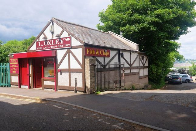 Thumbnail Commercial property for sale in L.Oxley Fish & Chips, Back Row, Whickham