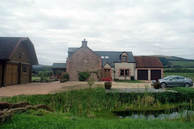 Thumbnail Detached house for sale in Bishops View, Gairneybridge, Kinross