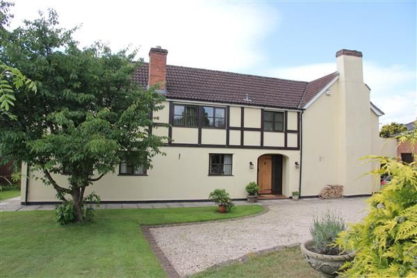 Thumbnail Barn conversion for sale in Wilton, The Barn, Green Court, Ross-On-Wye
